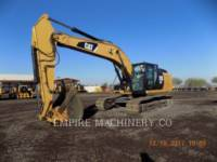 CATERPILLAR EXCAVADORAS DE CADENAS 329EL    P equipment  photo 4