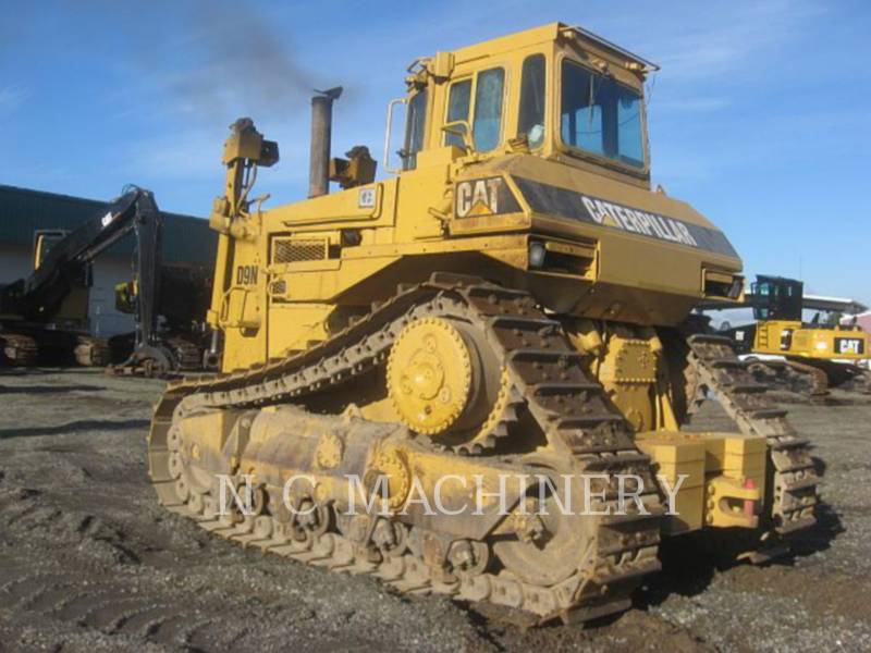 CATERPILLAR TRACK TYPE TRACTORS D9N equipment  photo 4