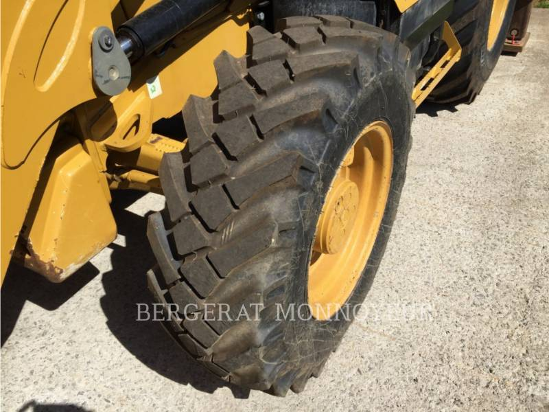 CATERPILLAR BACKHOE LOADERS 432F equipment  photo 8