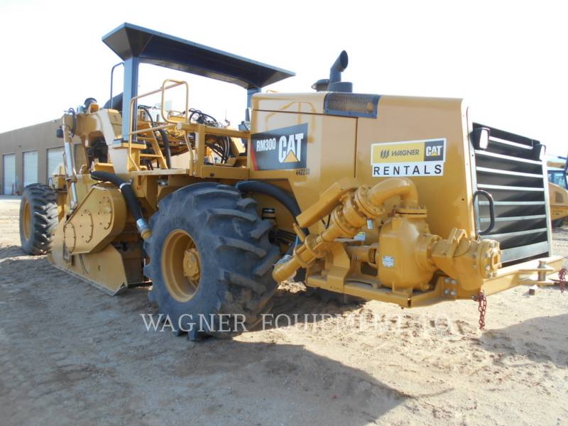 CATERPILLAR STABILIZATORY / ODZYSKIWACZE RM-300 equipment  photo 4