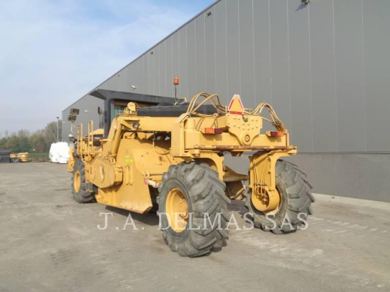 CATERPILLAR STABILIZERS / RECLAIMERS RM-500 equipment  photo 2