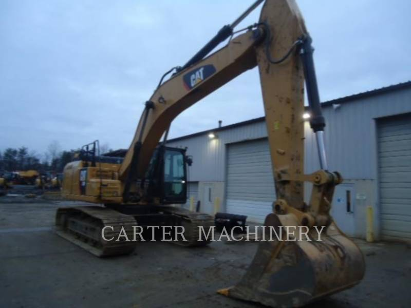 CATERPILLAR TRACK EXCAVATORS 336F 10 equipment  photo 1