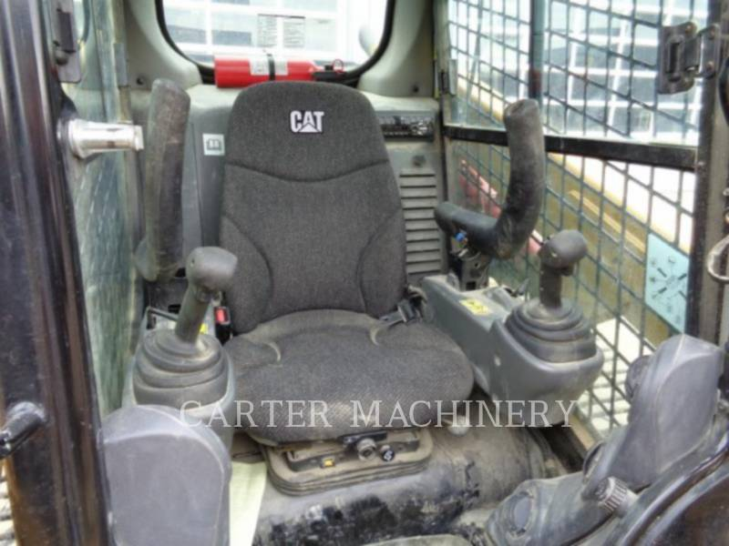CATERPILLAR CHARGEURS COMPACTS RIGIDES 277D AC equipment  photo 6