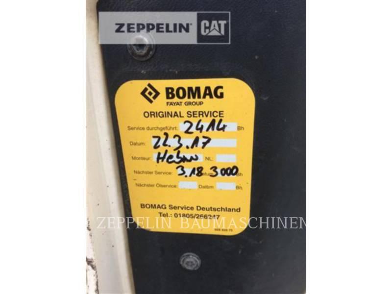 BOMAG COMPACTEURS BW100AD4 equipment  photo 14