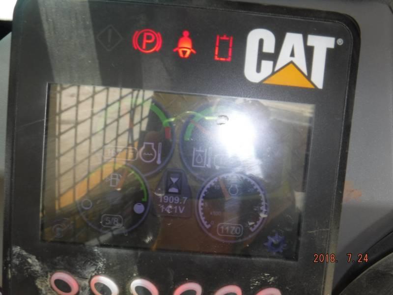 CATERPILLAR PALE CINGOLATE MULTI TERRAIN 259D equipment  photo 8