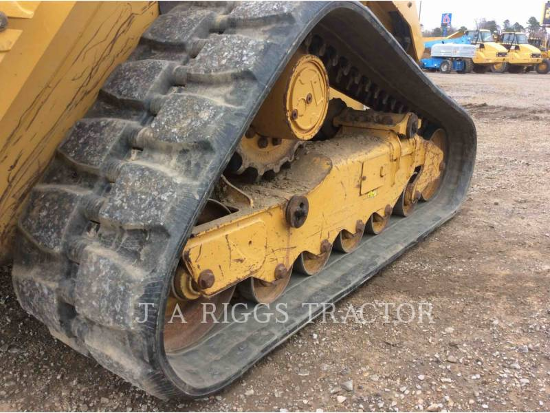 CATERPILLAR SKID STEER LOADERS 289D AH equipment  photo 17