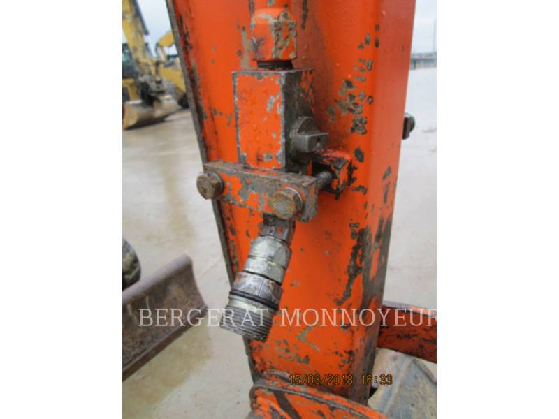 DAEWOO EXCAVADORAS DE CADENAS S030 equipment  photo 14
