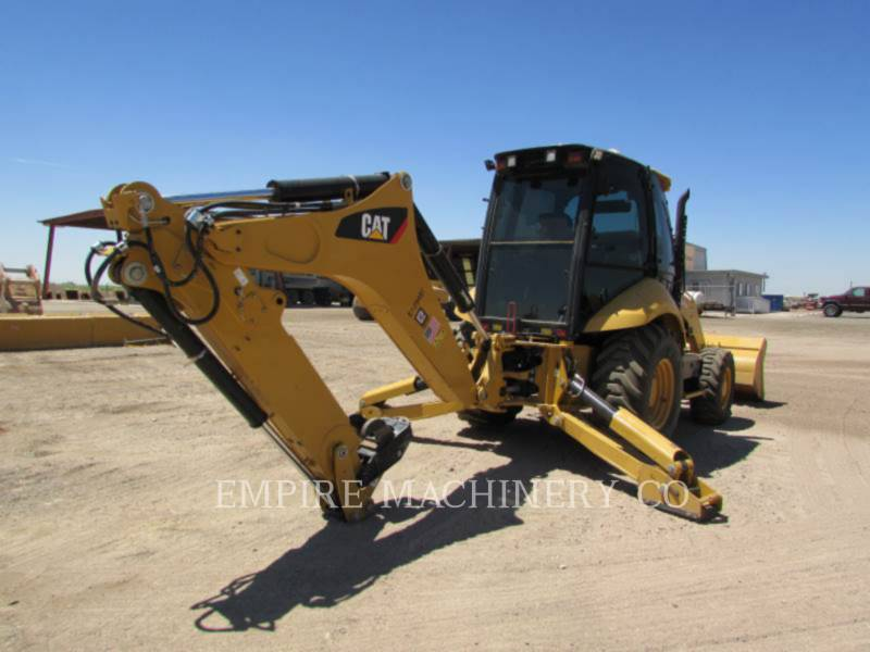 CATERPILLAR RETROESCAVADEIRAS 420F 4EC equipment  photo 2
