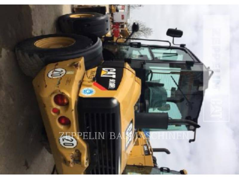 CATERPILLAR CARGADORES DE RUEDAS 908H equipment  photo 5