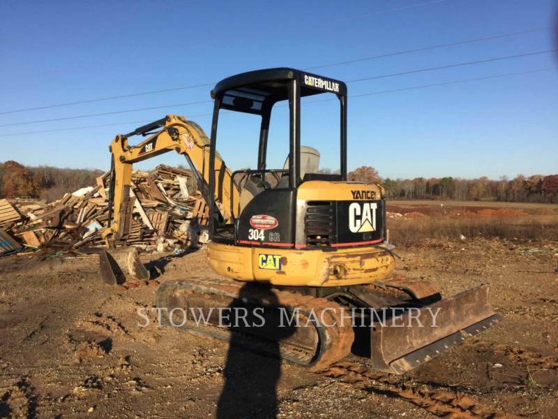 CATERPILLAR ESCAVADEIRAS 304CR equipment  photo 4
