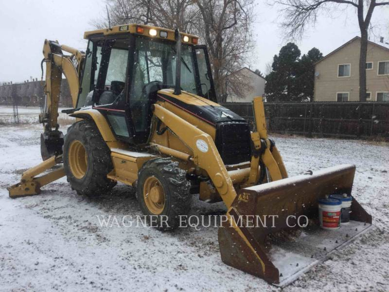 CATERPILLAR BACKHOE LOADERS 420D equipment  photo 4