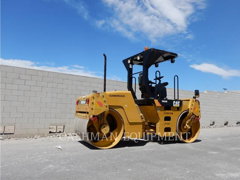 CATERPILLAR ASPHALT DISTRIBUTORS CB-434D equipment  photo 4