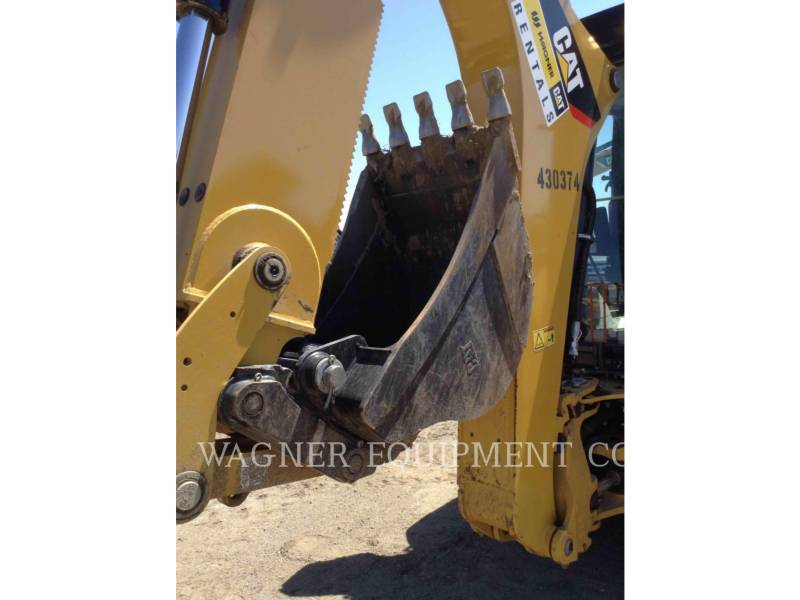CATERPILLAR BACKHOE LOADERS 430F IT4WE equipment  photo 7