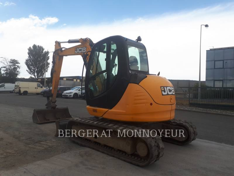 JCB KETTEN-HYDRAULIKBAGGER 8085 equipment  photo 5