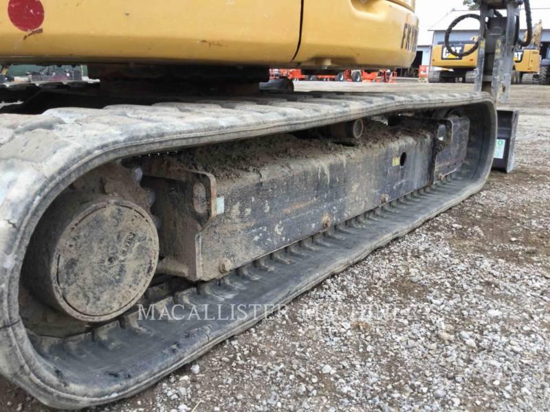 CATERPILLAR TRACK EXCAVATORS 305.5E equipment  photo 23