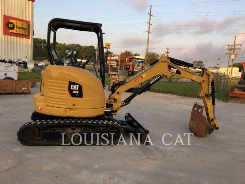 CATERPILLAR EXCAVADORAS DE CADENAS 303E CR equipment  photo 3