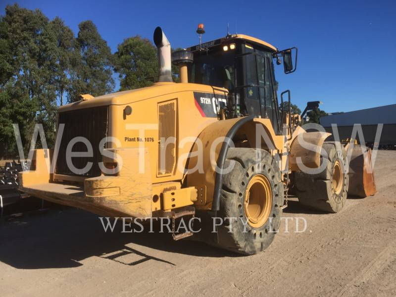 CATERPILLAR WHEEL LOADERS/INTEGRATED TOOLCARRIERS 972H equipment  photo 3