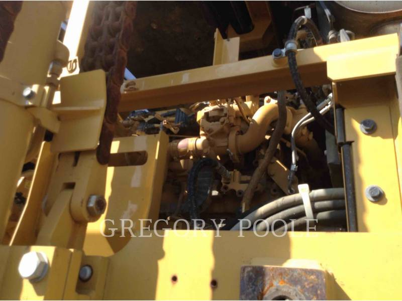 CATERPILLAR TRACK EXCAVATORS 349E L equipment  photo 12