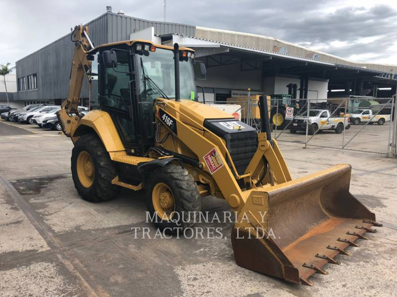 CATERPILLAR RETROESCAVADEIRAS 416F2STLRC equipment  photo 5