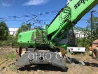 SENNEBOGEN WHEEL EXCAVATORS 835 equipment  photo 5