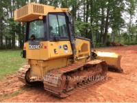 DEERE & CO. ブルドーザ 550J LGP equipment  photo 4