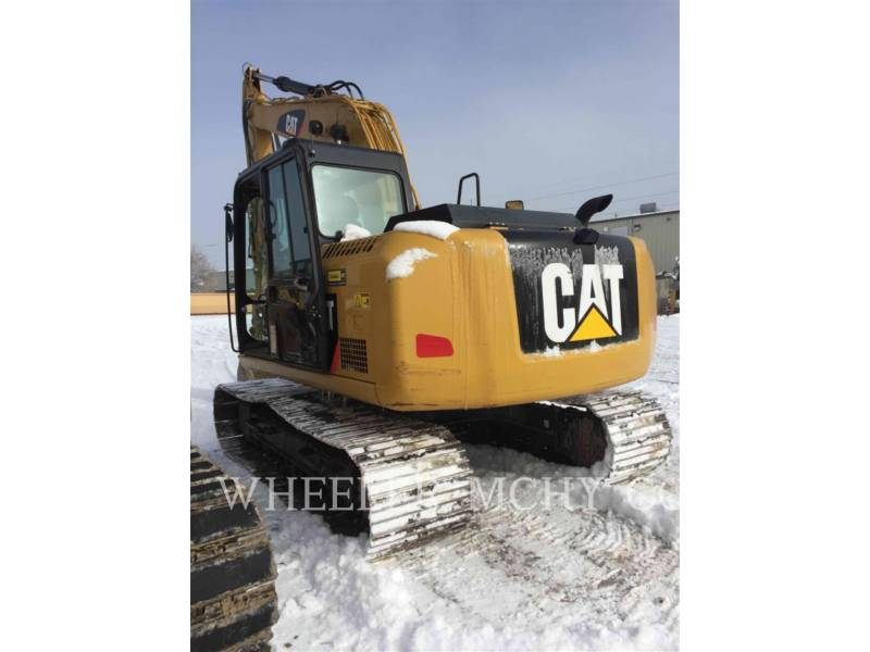 CATERPILLAR TRACK EXCAVATORS 313F GC TH equipment  photo 4