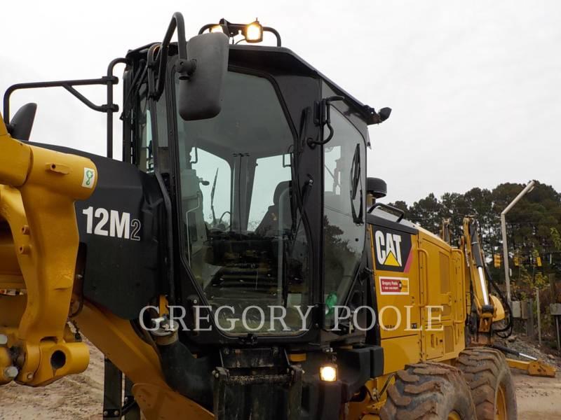CATERPILLAR モータグレーダ 12M2 equipment  photo 2