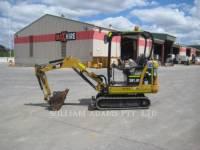 CATERPILLAR TRACK EXCAVATORS 301.6C equipment  photo 2