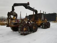 CATERPILLAR EXPLOITATION FORESTIÈRE - PORTEURS 584HD equipment  photo 3