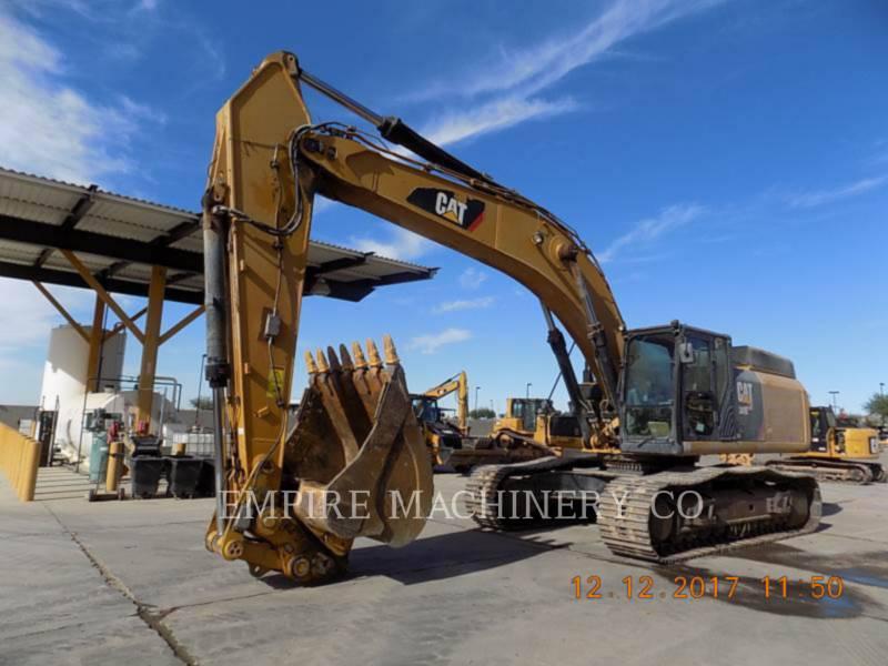 CATERPILLAR トラック油圧ショベル 349EL   ST equipment  photo 4