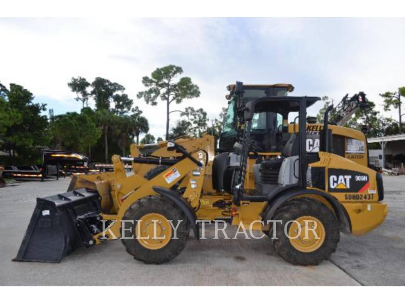 CATERPILLAR CARGADORES DE RUEDAS 906H equipment  photo 2