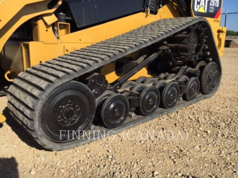 CATERPILLAR PALE CINGOLATE MULTI TERRAIN 297DXHP equipment  photo 6