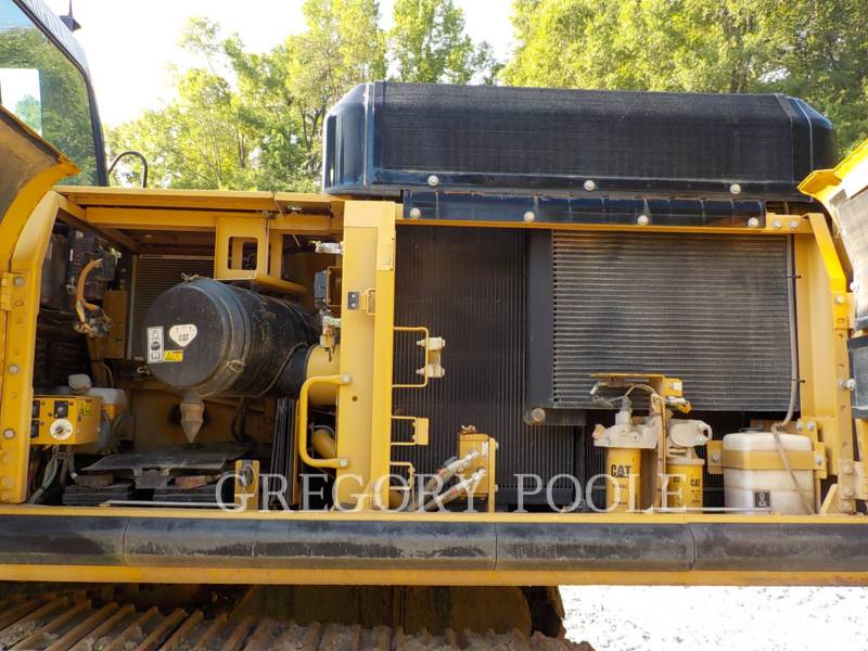 CATERPILLAR KETTEN-HYDRAULIKBAGGER 330DL equipment  photo 14