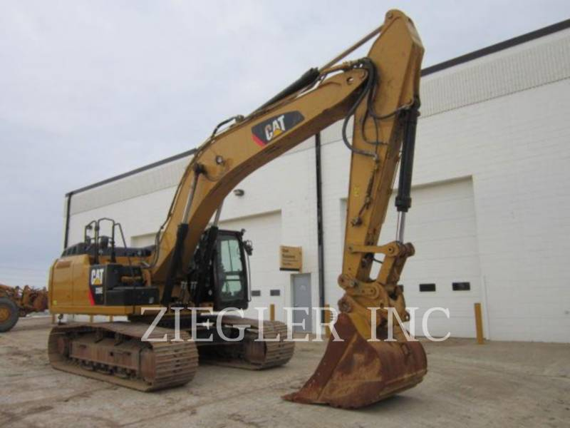 CATERPILLAR TRACK EXCAVATORS 336ELH2 equipment  photo 2