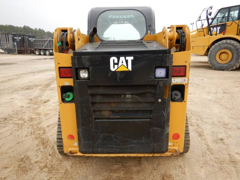 CATERPILLAR DELTALADER 239D equipment  photo 3