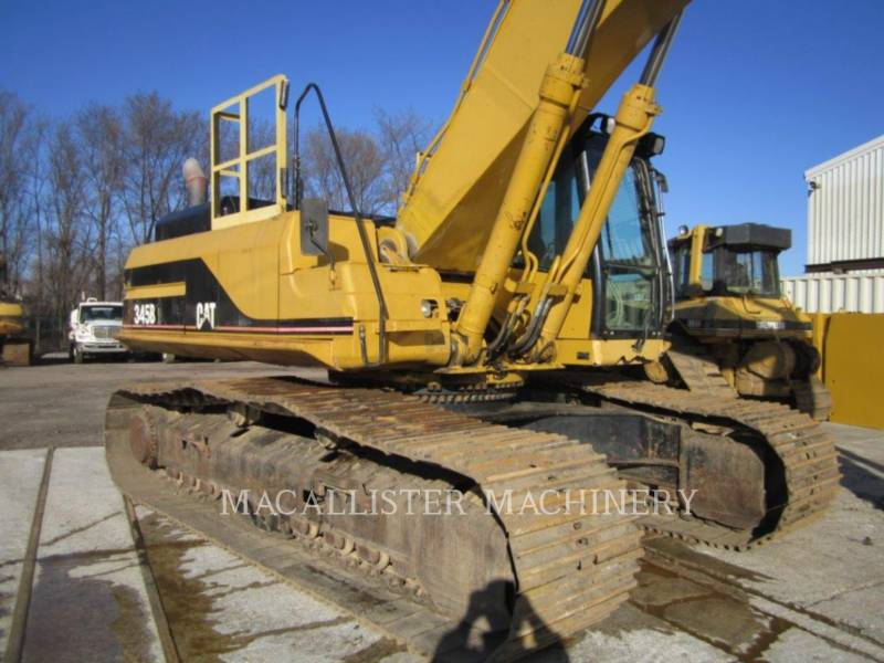 CATERPILLAR トラック油圧ショベル 345BIIL equipment  photo 4