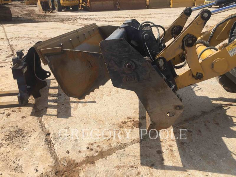 CATERPILLAR CHARGEUSES-PELLETEUSES 430F/IT equipment  photo 11