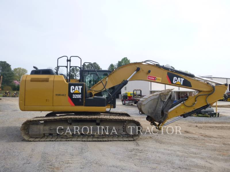 CATERPILLAR ESCAVADEIRAS 320EL TH equipment  photo 4