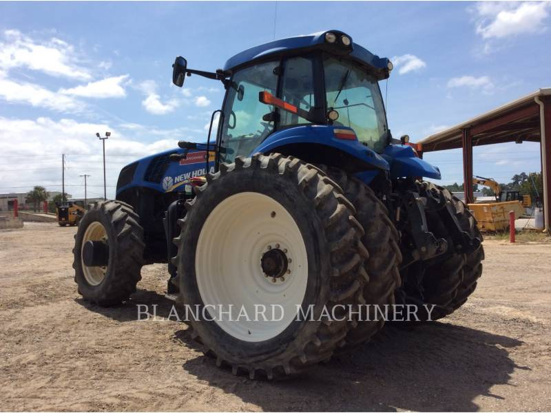 NEW HOLLAND LTD. AG TRACTORS T8.330 equipment  photo 3