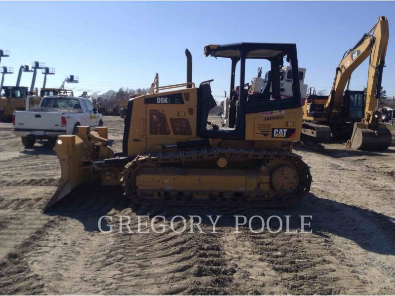 CATERPILLAR TRACTORES DE CADENAS D5K2 XL equipment  photo 7