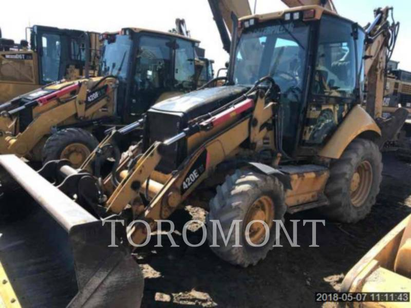 CATERPILLAR TERNE 420EIT equipment  photo 1