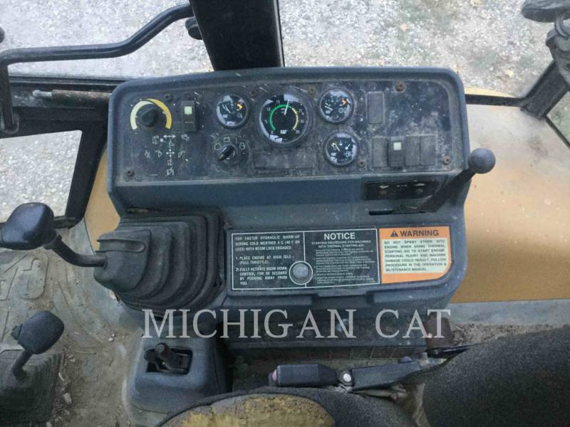 CATERPILLAR RETROEXCAVADORAS CARGADORAS 416C C equipment  photo 23