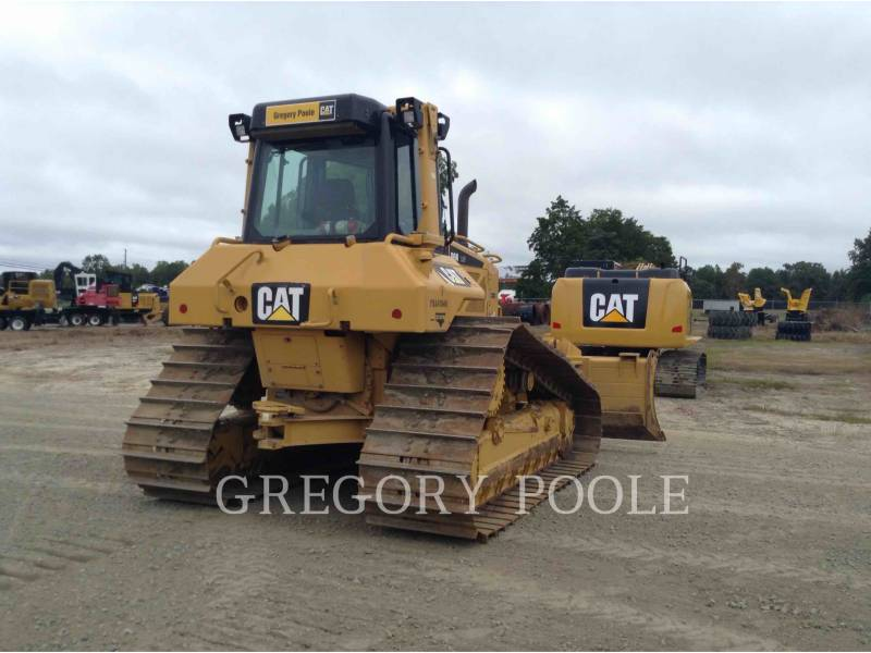 CATERPILLAR TRACTORES DE CADENAS D6N LGP C1 equipment  photo 4