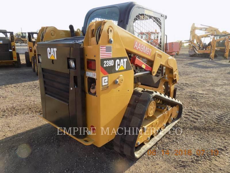 Caterpillar ÎNCĂRCĂTOARE PENTRU TEREN ACCIDENTAT 239D equipment  photo 2