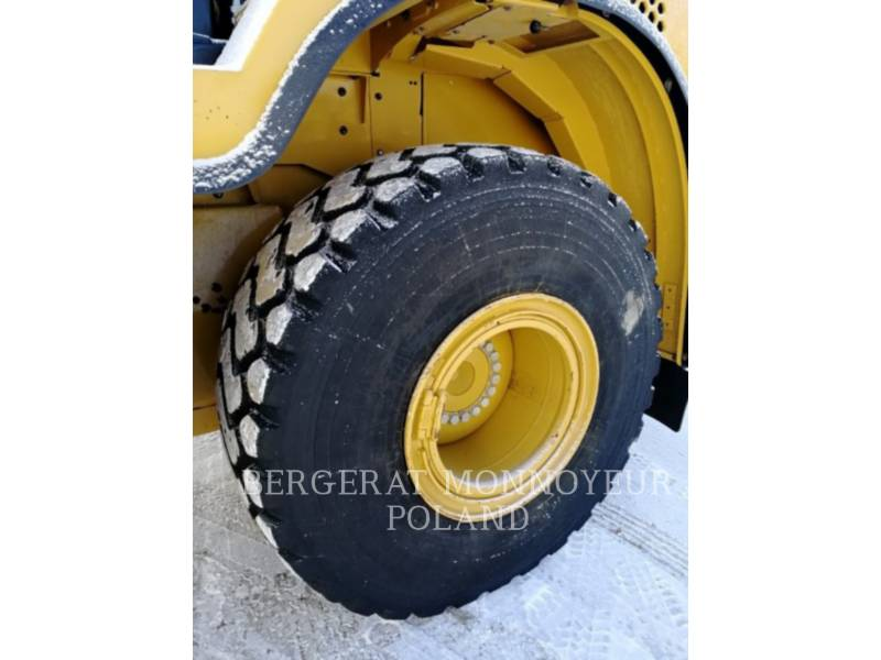 CATERPILLAR INDUSTRIAL LOADER 962K equipment  photo 4