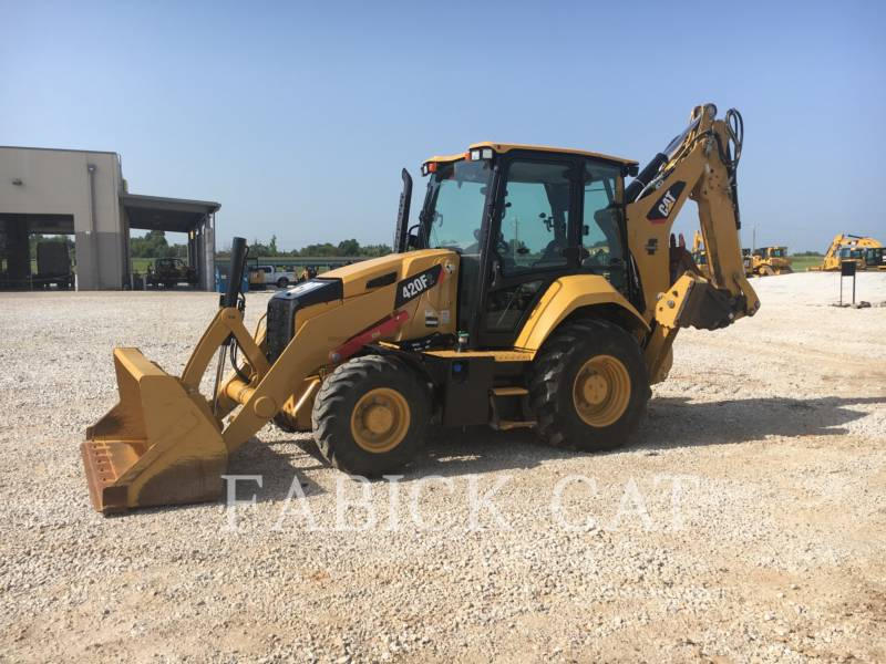 CATERPILLAR RETROEXCAVADORAS CARGADORAS 420F2ST equipment  photo 2
