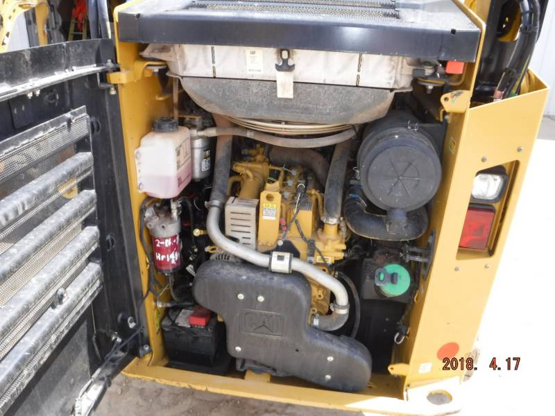 CATERPILLAR PALE CINGOLATE MULTI TERRAIN 259D equipment  photo 11