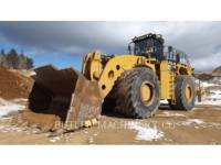 Equipment photo CATERPILLAR 993 K CARGADORES DE RUEDAS PARA MINERÍA 1