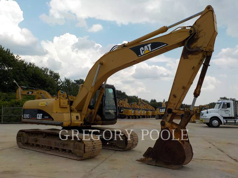 CATERPILLAR KOPARKI GĄSIENICOWE 320C L equipment  photo 4