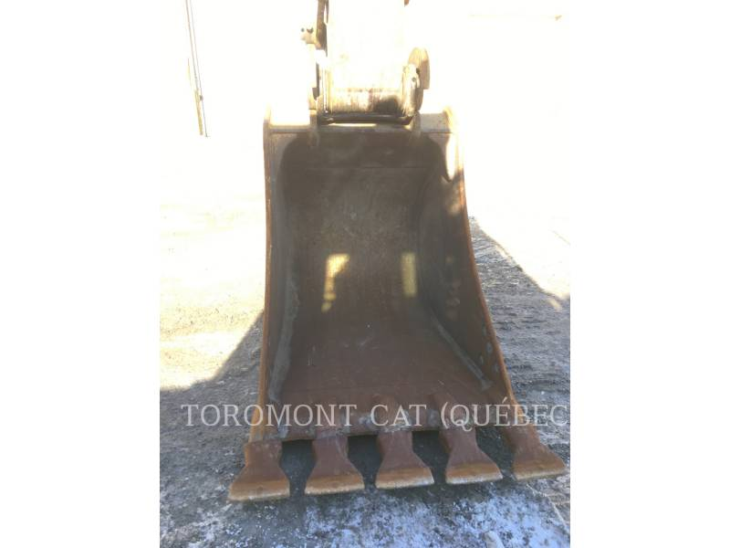 CATERPILLAR KETTEN-HYDRAULIKBAGGER 336DL equipment  photo 15